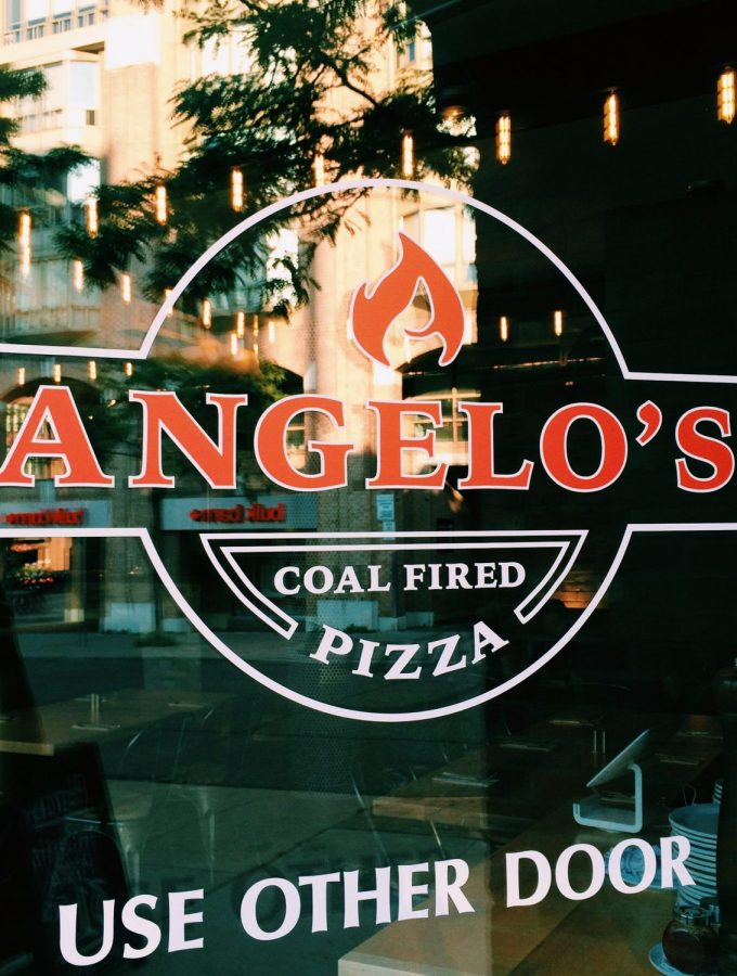 Angelo's Coal Fired Pizza