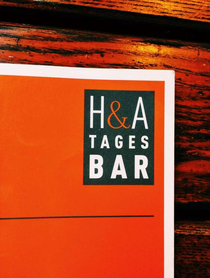 H&A Tages Bar