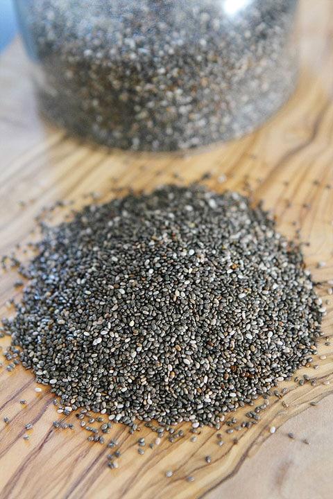 Blackberry Chia Seed Jam | Chia Seed Jam Recipe | Two Peas & Their Pod