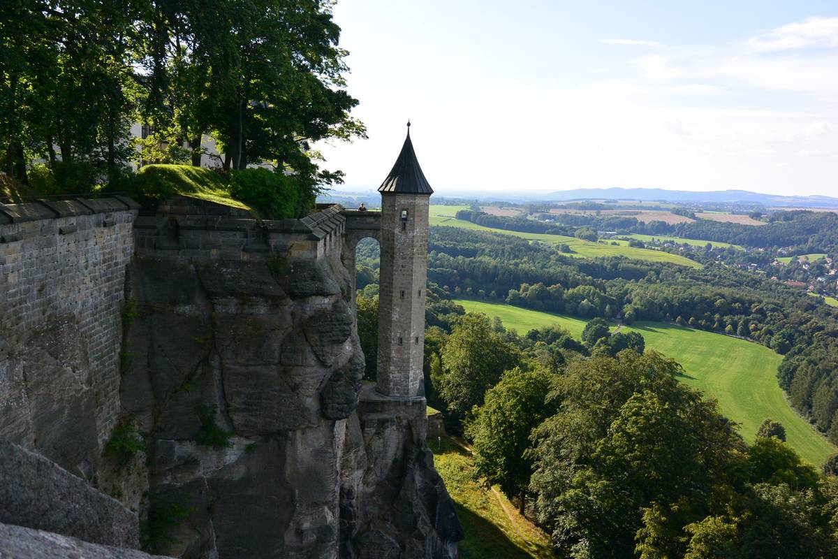 Königstein Fortress: Come For the Views, Stay for the Concert