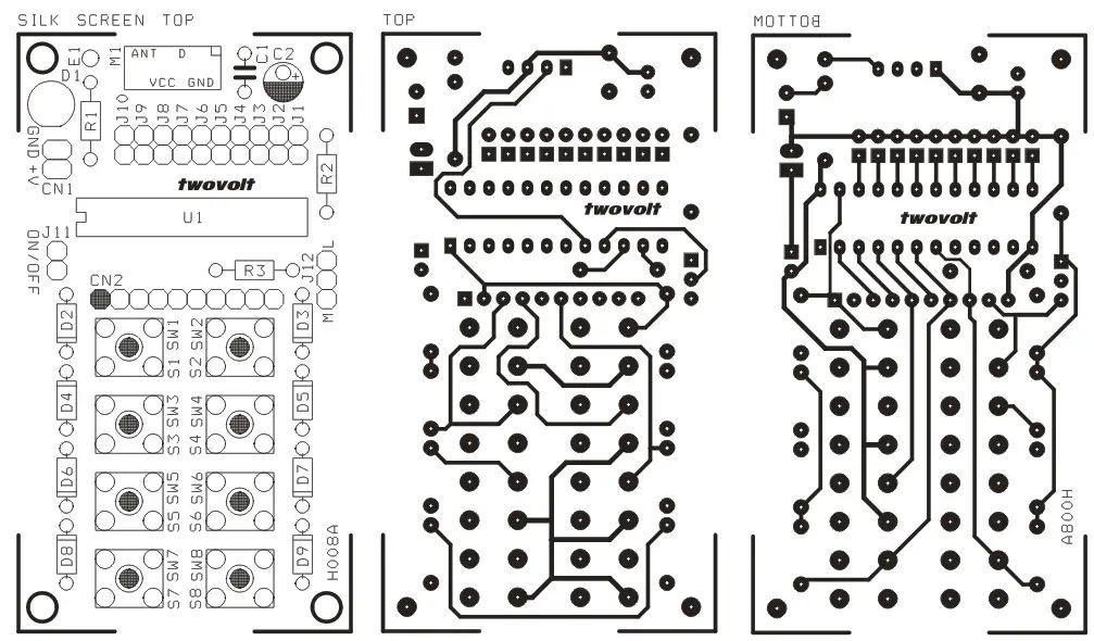 binary decoder used to decode a binary codes