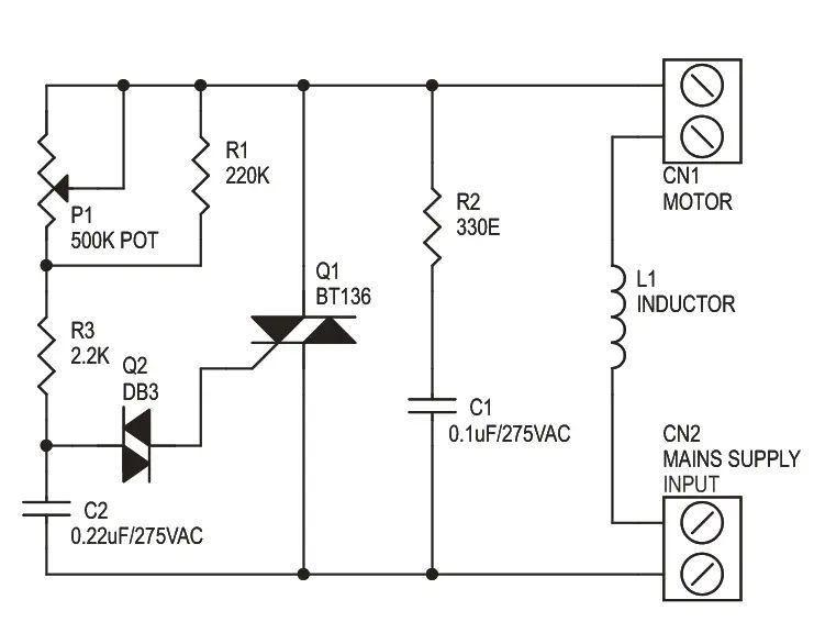 ac fan wiring 3 speed