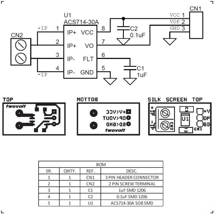 implementation of regulated 5v dc power supply