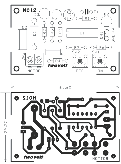 relay switch design