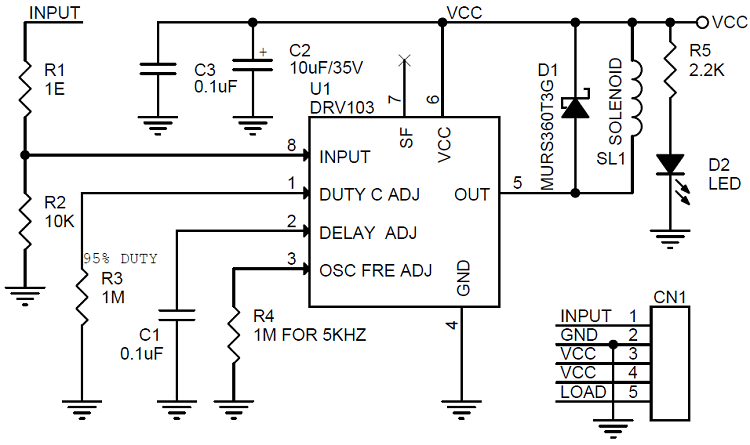 pwm motor light controllers