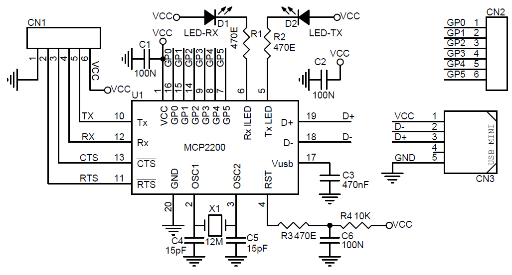 uart pinout diagram wiring diagram schematic