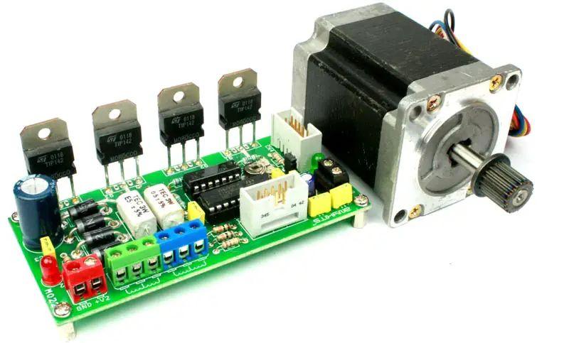 chevy stepper motor wiring