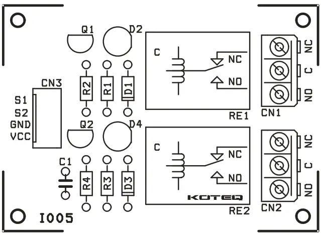 channel relay module summerfuel robotics