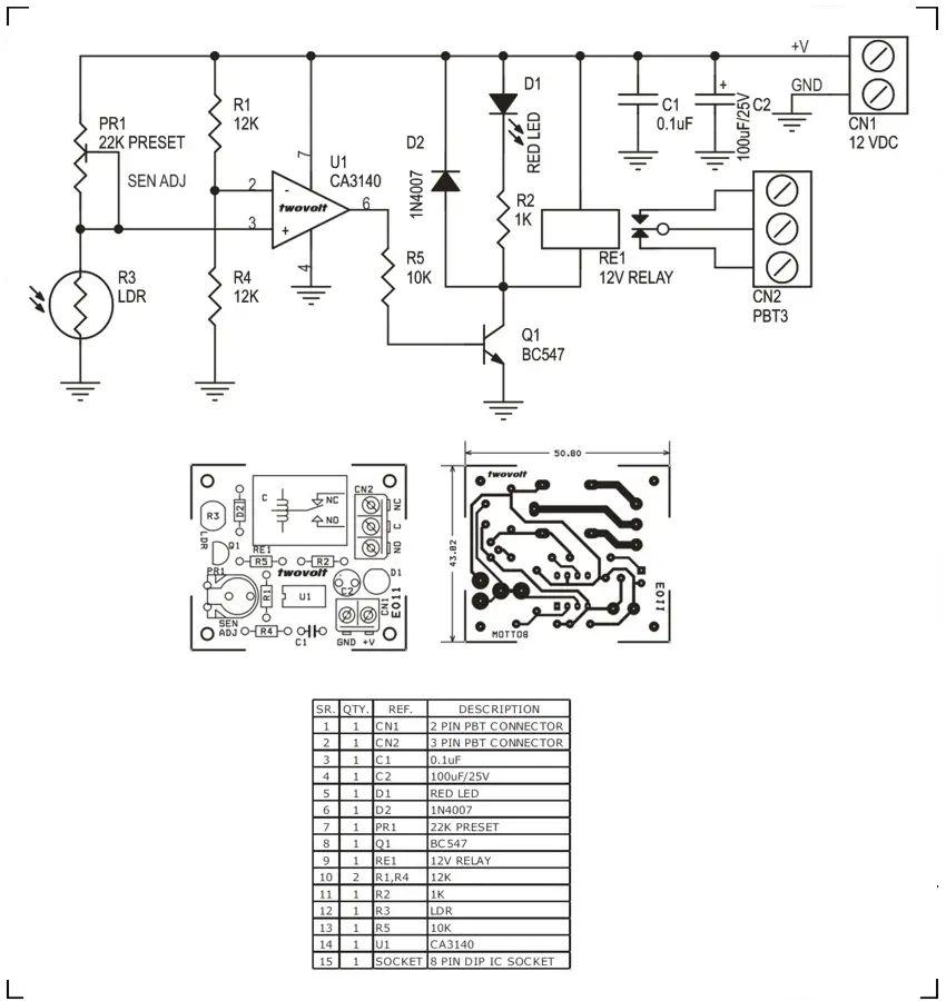 window switch sensor based on temperature