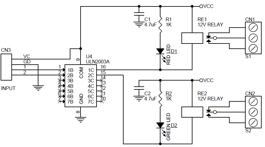 solid state relay smd
