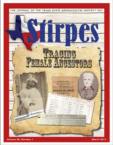 Stirpes March 2017 Issue
