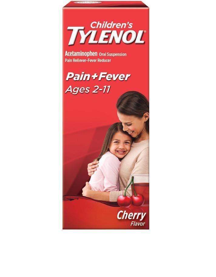 Children\u0027s Tylenol Oral Suspension TYLENOL®
