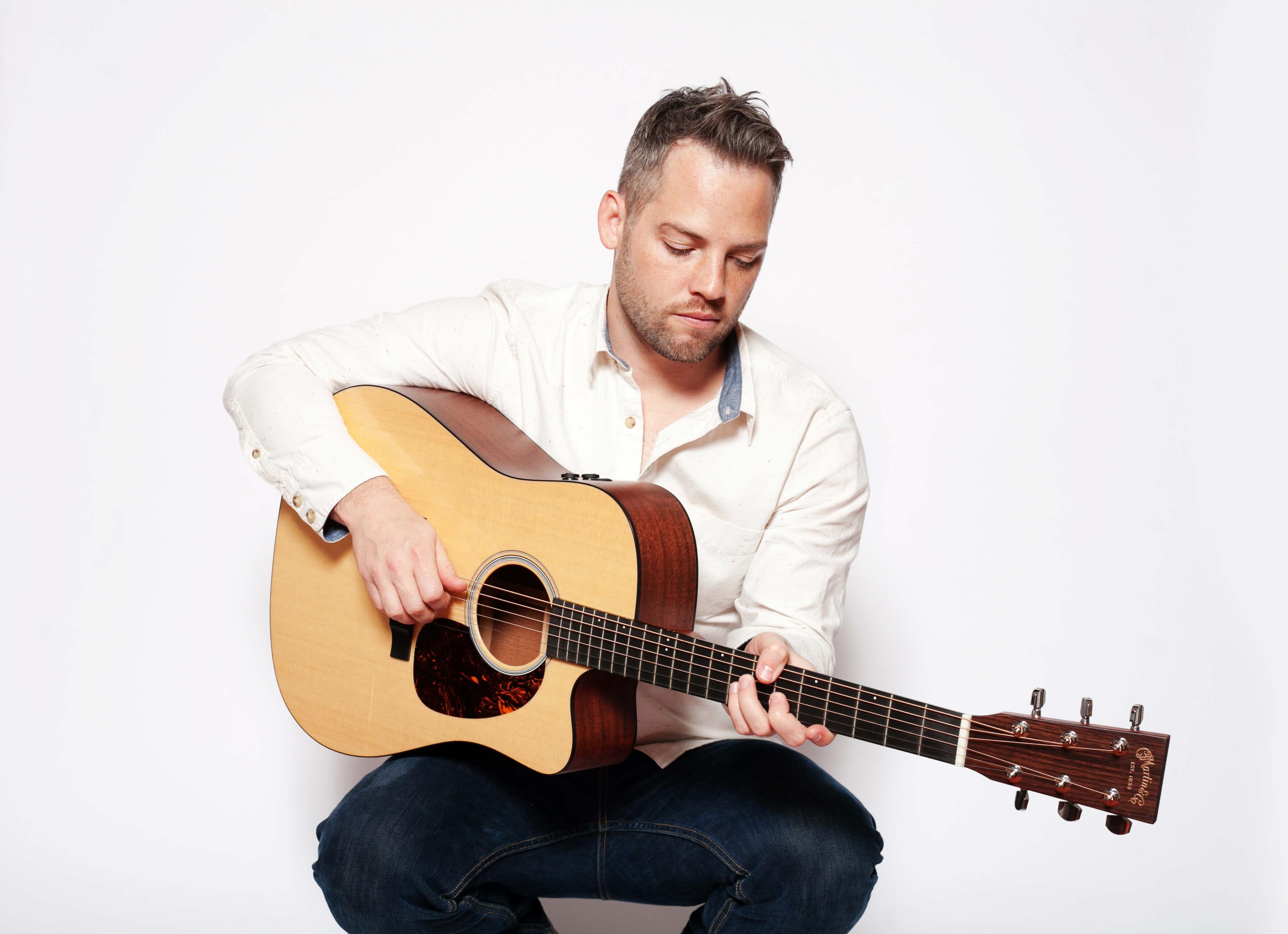 Tyler Stenson Portland Singer-Songwriter