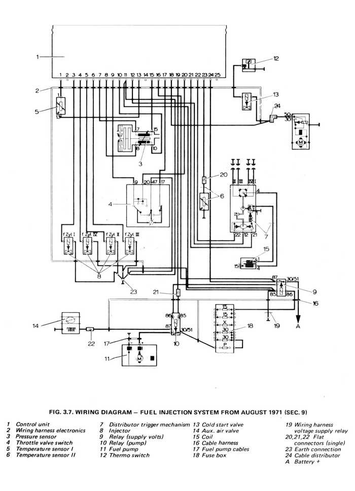 type 1 vw engine wiring