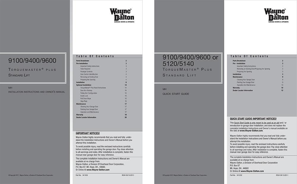 Wayne Dalton case study Typefi