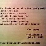 """""""FOR GYPSY"""""""