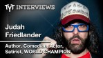 Judah Friedlander On Comedy, Marketing America & Uniting The Raindrops: (Interview w/ Cenk Uygur)