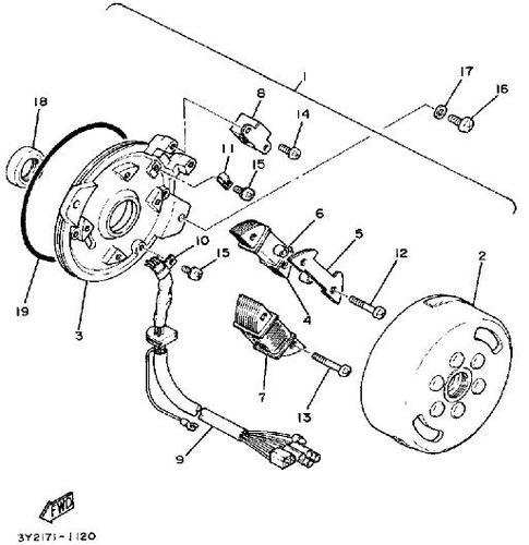 diagram of 1974 10r74s johnson outboard fuel pump diagram and parts