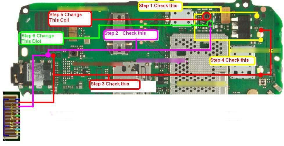 Circuit Diagram Nokia C1 01 Wiring Schematic Diagram