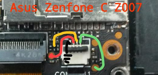 diagram asus z007