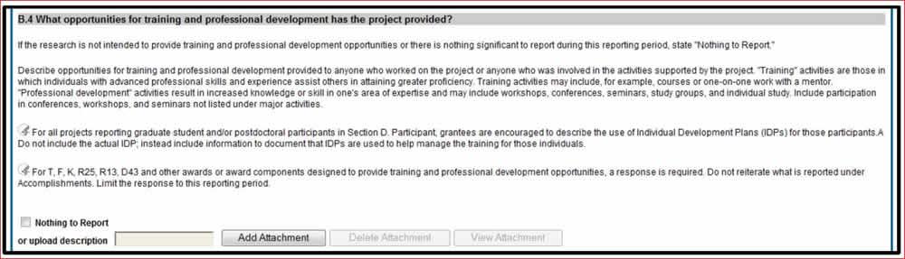 UAB - Individual Development Plan - Home