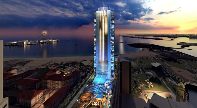 One JBR : Dubai Welcoming Another Iconic Luxury Residential Project