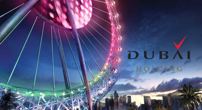 Dubai Holding Reports 25% Rise in Profit Reaching To Dh5.83 Billion In 2015