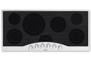Replacing an odd size cooktop