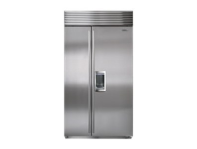 Sub Zero Stainless Refrigerator