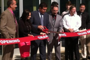 Calabasas Grand Opening in Progress