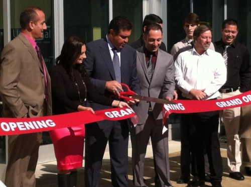 UAKC Ribbon Cutting