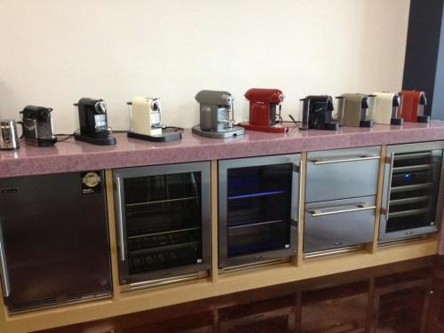 Nespresso lineup