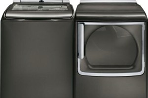 NEW GE Top Load High Efficiency Washer and Dryer