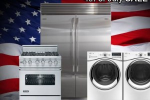 July 4th Savings at Universal Appliance and Kitchen Center