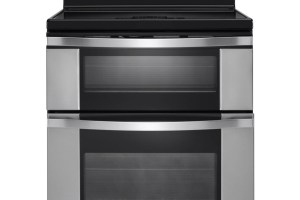 New Double Oven Ranges