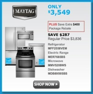 Maytag Package
