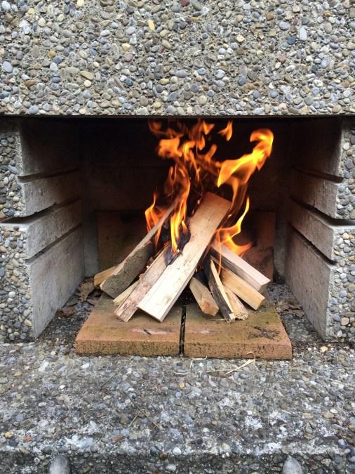 einfeuern