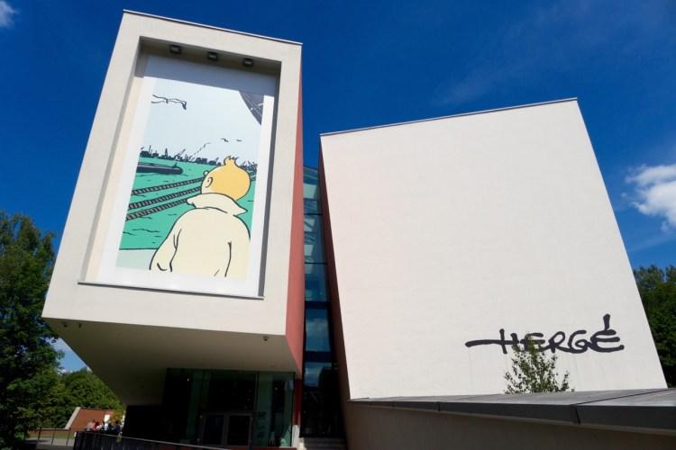 Herge Musee