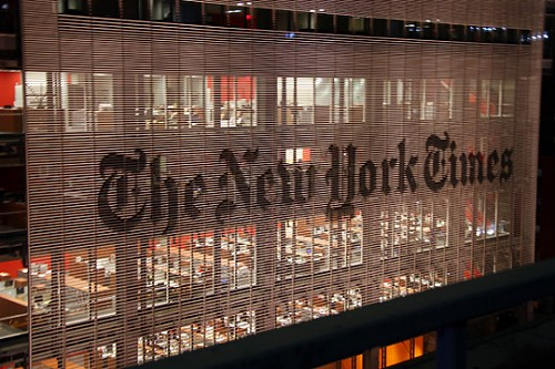 Pagar por contenidos The New York Times