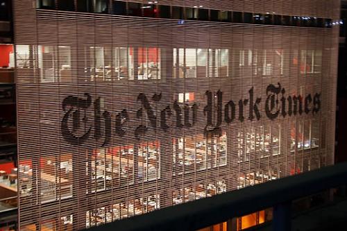 Pagar por contenidos The New York Times