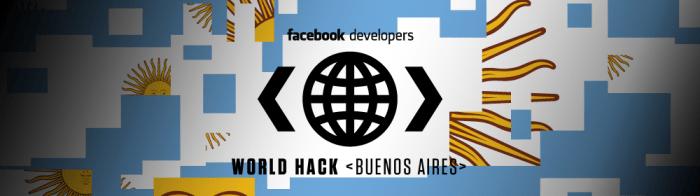 Facebook Developers World HACK - Buenos Aires