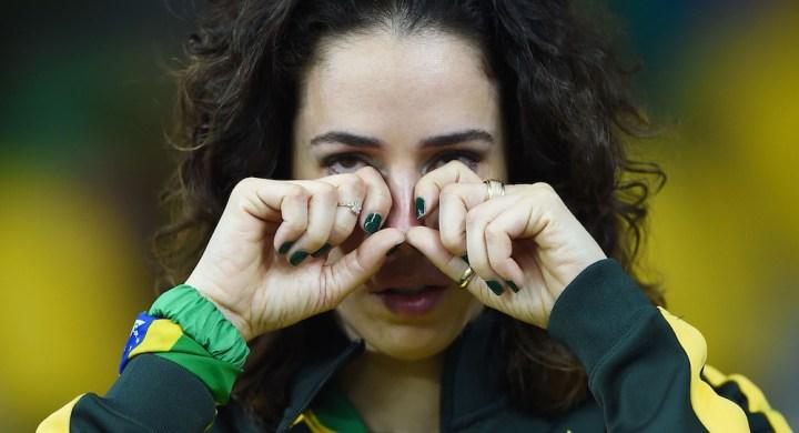 Brasil llora el 7a 1