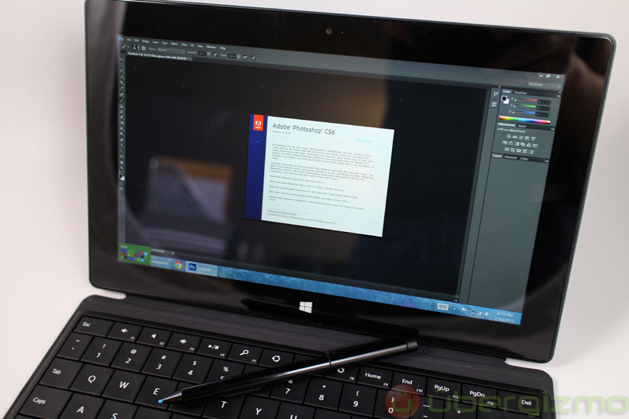 Surface Pro Photoshop Support Status Update Ubergizmo - microsoft surface support number