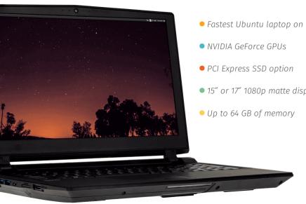 Disponible la portátil Serval WS con procesadores SkyLake