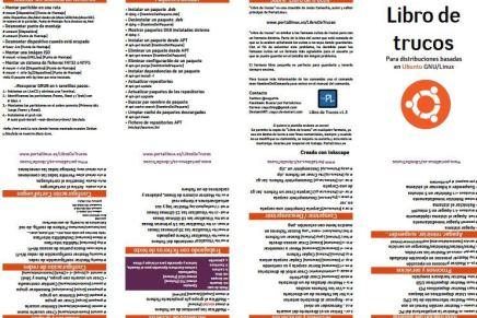 Estupendos libros de trucos para distribuciones GNU/Linux
