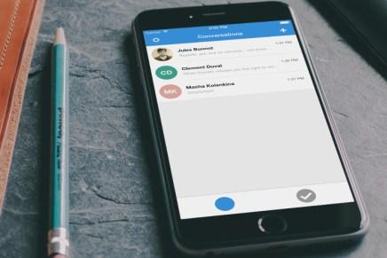 Signal, la app de mensajería segura recomendada por Edward Snowden.