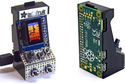 Construye la máquina recreativa más pequeña del mundo con Raspberry Pi Zero