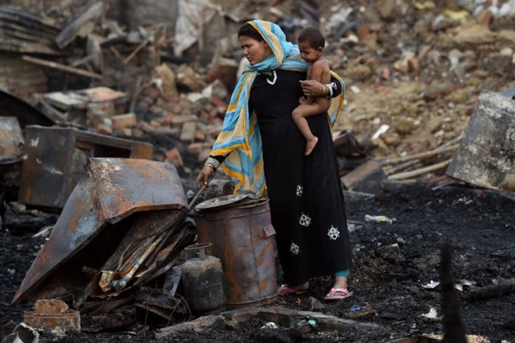 Rohingya fear India's move to aid repatriation plan