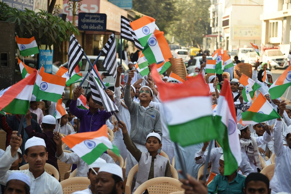 India's new Shia party seen as Hindu divisive effort