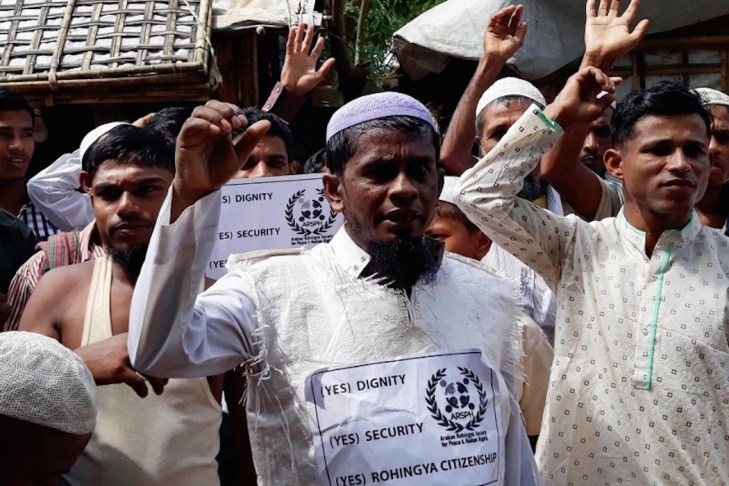 Specter of militancy growing in Rohingya camps